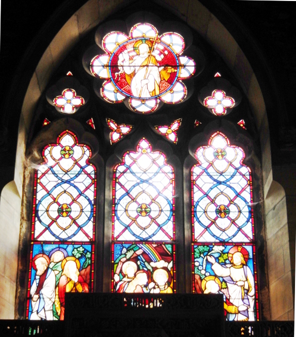 The Altar Window